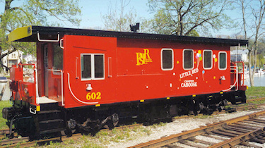 Click here to go to the Red Caboose page